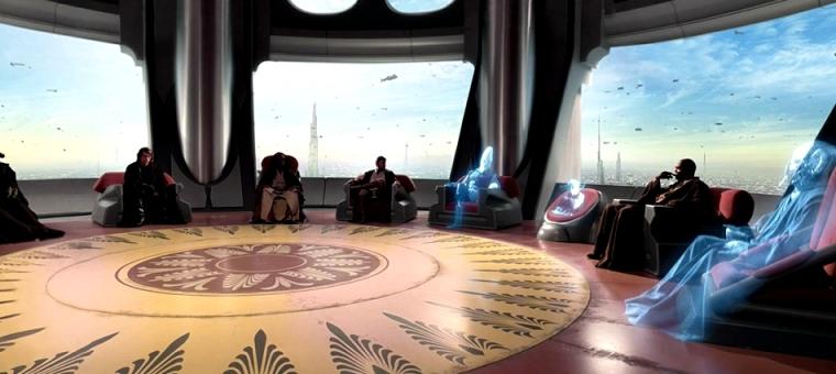 Conselho Jedi