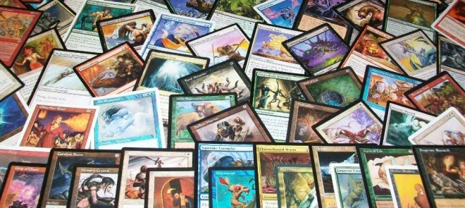 Cardgames - Magic The Gathering