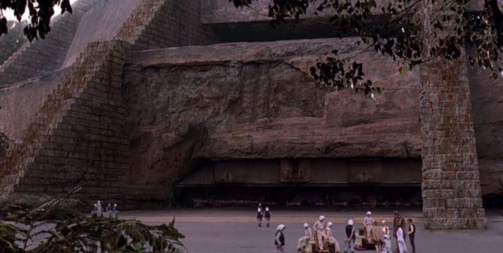 Academia Jedi em Yavin IV
