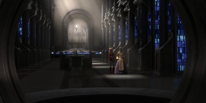 Biblioteca do Templo Jedi