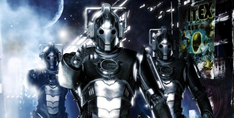Cybermen!