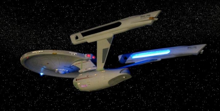 USS Enterprise - NCC 1701-A, Classe Constitution (refit)