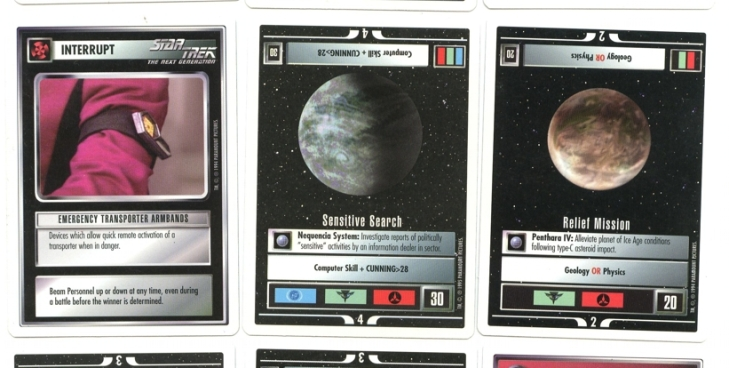 Star Trek CCG