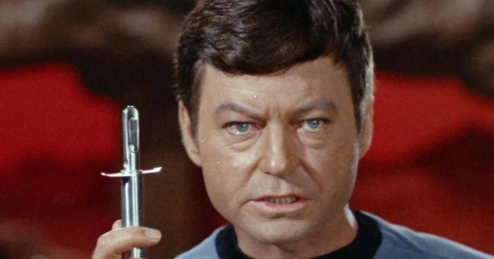 "Dr. Leonard ""Magro"" McCoy"