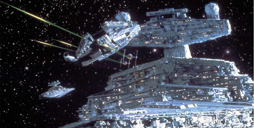 Cineclube Sci Fi CJRJ – Star Wars: O Império Contra-Ataca