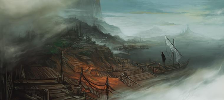 Mists of Earthsea