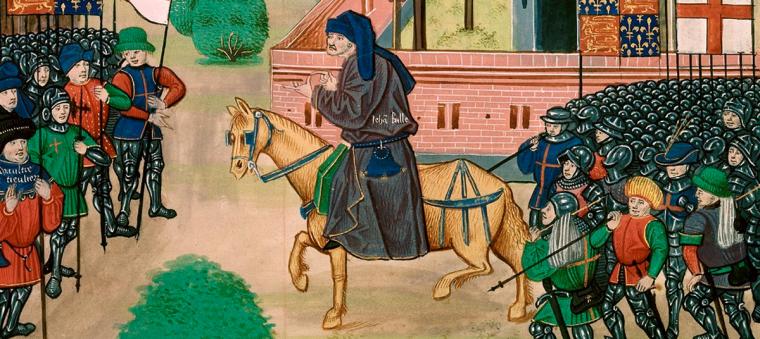 Revolta dos Camponeses, 1381