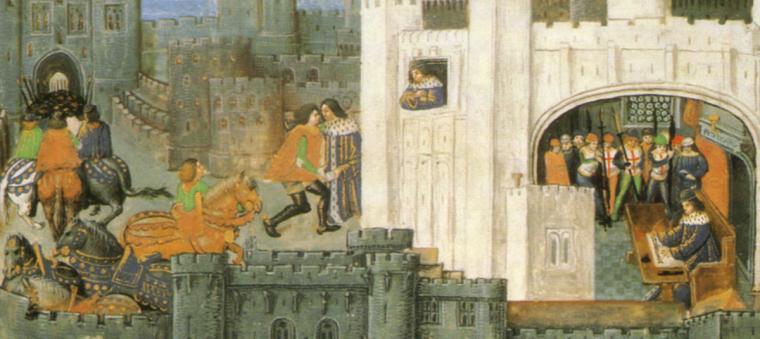 Torre Medieval de Londres
