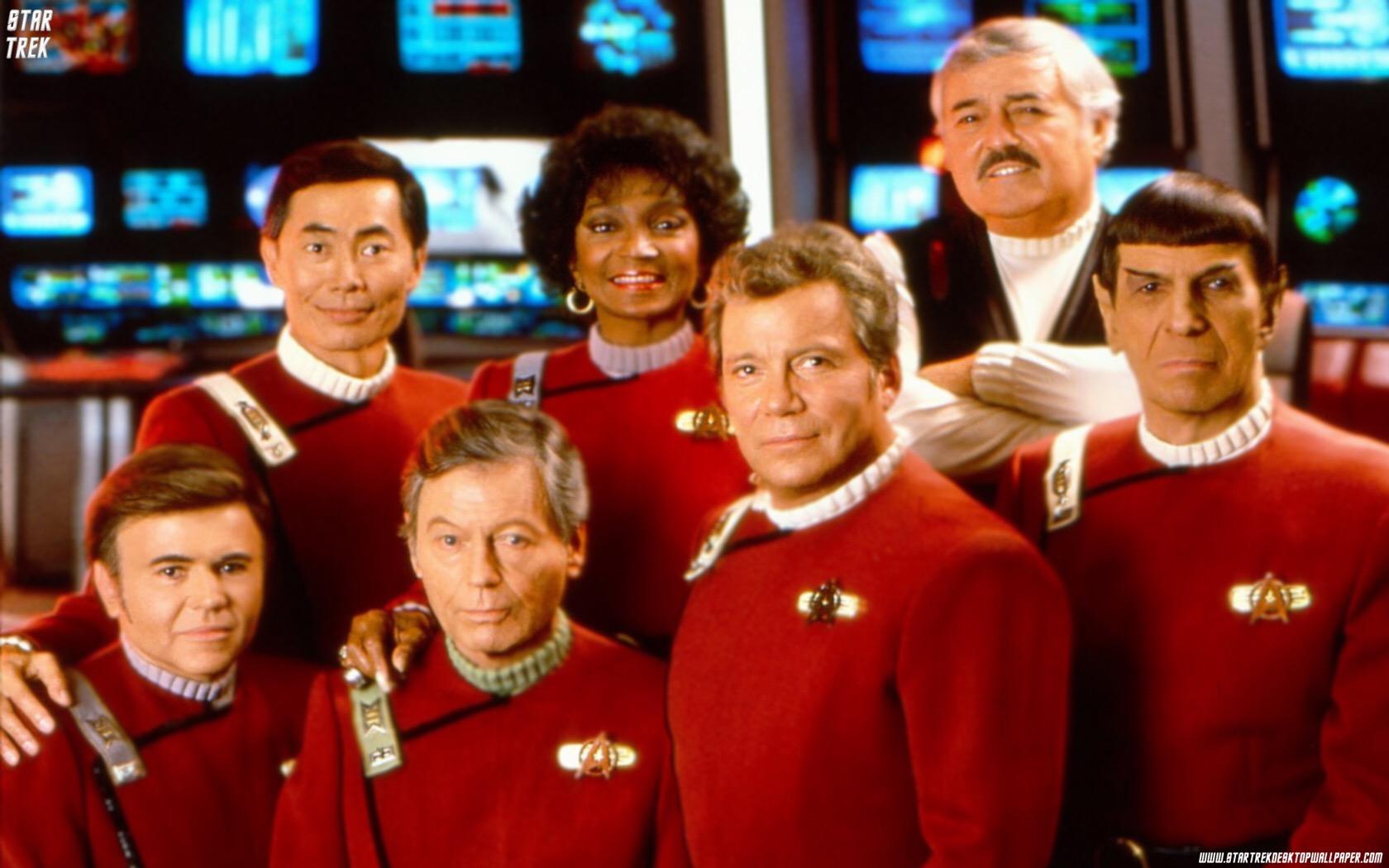 Cineclube Sci Fi CJRJ – Star Trek VI – The Undiscovered Country