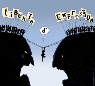 Quando perde a graça – sobre o humor e a liberdade deexpressão