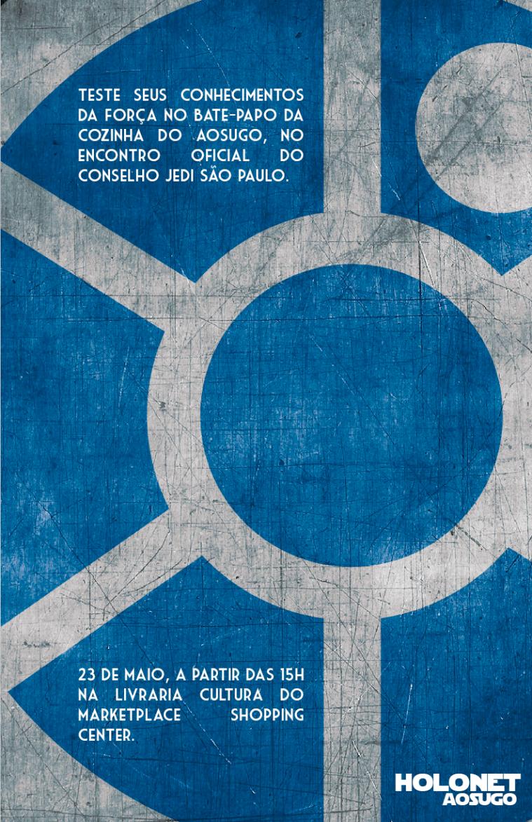 Encontro Oficial do Conselho Jedi São Paulo