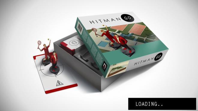 Hitman Go - Seleção de Níveis