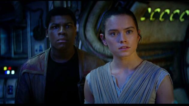 Sim, molecada, Star Wars é isso, mesmo