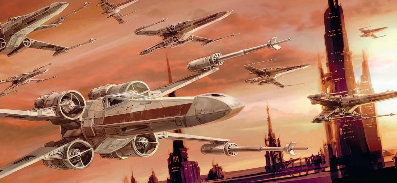 Star Wars: X-Wing RogueSquadron
