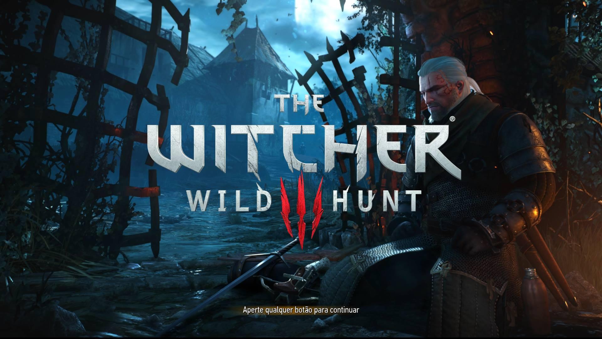 The Witcher III – A Caçada Selvagem